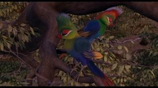 早起的鸟儿有虫吃 小可爱做梦都在想着虫子
