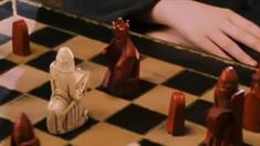 哈利波特与魔法石 巫师棋片段2