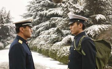 《硬汉》  法语版片段