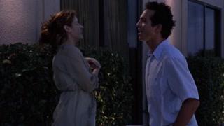 以为这个男人会吻我  结果宁愿吃士力架!