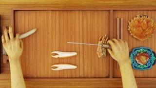犬之岛:精致华丽日式料理  但竟然暗藏毒药?