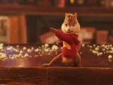 《鼠来宝4》萌宠花栗鼠大闹酒吧