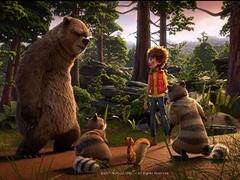 《我的爸爸是森林之王》终极海预告 少年亚当闯入原始森林