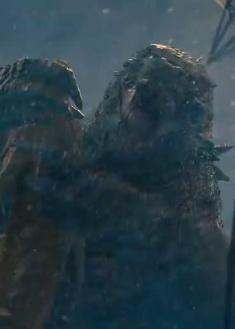 """《哥斯拉2:怪兽之王》""""怪兽进击""""预告 史诗级巨兽争夺地球""""霸主"""""""