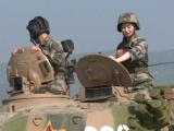 李蜜进军营解密《目标战》 战车坦克全接触