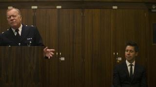 波特.纳什出任警区新领导 布伦特的新上司是个同性恋