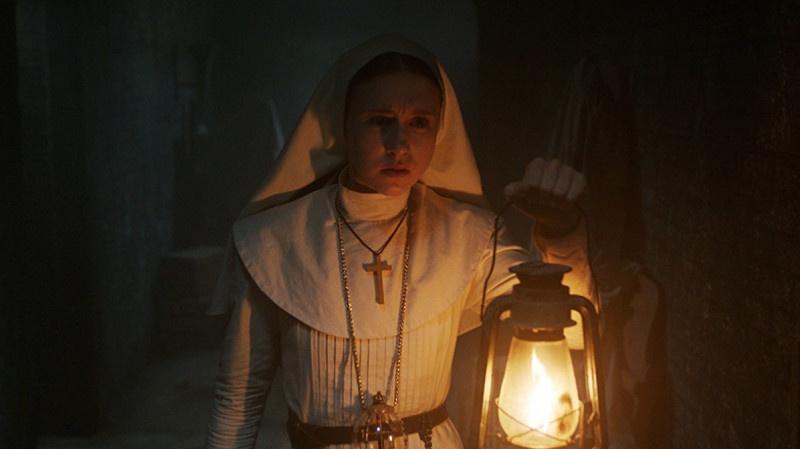 《修女》首曝预告 惊悚程度骤然升级
