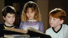 哈利波特与魔法石 三人组试镜
