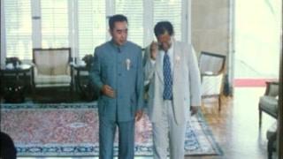 周恩来出使印尼外交交好  总理为国操心啊