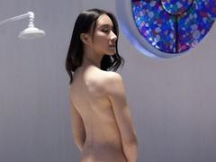 模特魅影浴室花絮