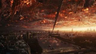 外星人降临毁地球
