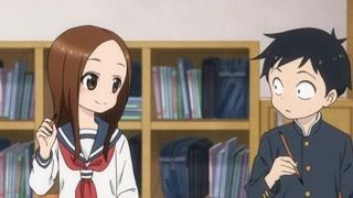 互相写下对对方的期待 高木同学好可爱