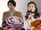 《宝贝快跑》定档3月8日 李威刘雨欣甜蜜首映现场
