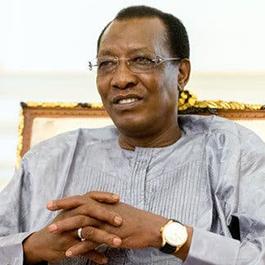乍得总统在前线受伤死亡