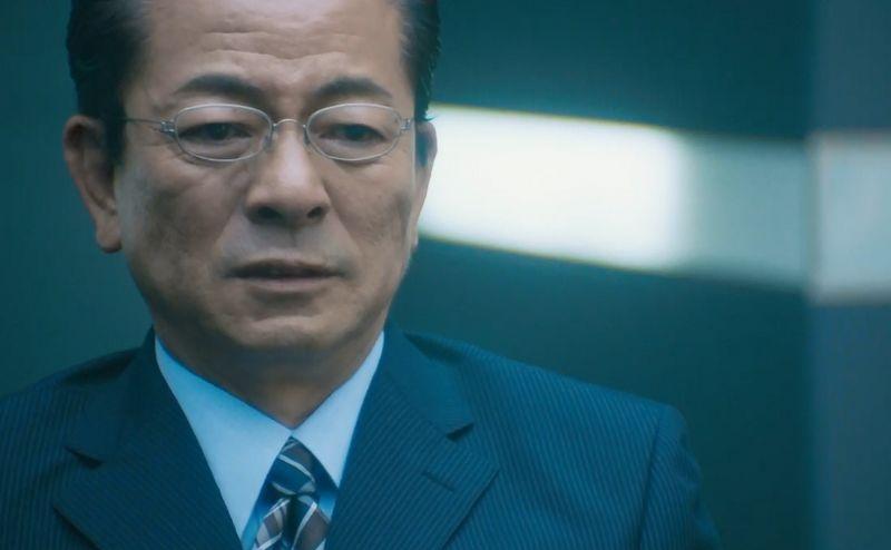 《相棒剧场版4》预告片 水谷丰阻止恐怖袭击