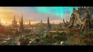 银河护卫队进入神秘世界 风景美如画