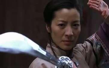 《卧虎藏龙》 片段玉娇龙对决俞秀莲