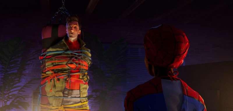 《蜘蛛侠:平行宇宙》送你圣诞大礼片段 年度最强超英燃爆跨年!