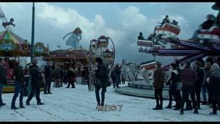 通过冰雪游乐园 杰克和艾玛想制造乱象