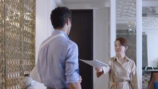 《逆流而上的你》高红旗狠心将财产捐赠 原来她早知道大卫的阴谋