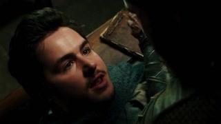 卡德加通过检查死去人类的尸体发现邪能进入艾泽拉斯提议找麦迪文