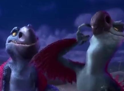 《冰川时代5》搞笑片花 树懒奶奶成笑果担当