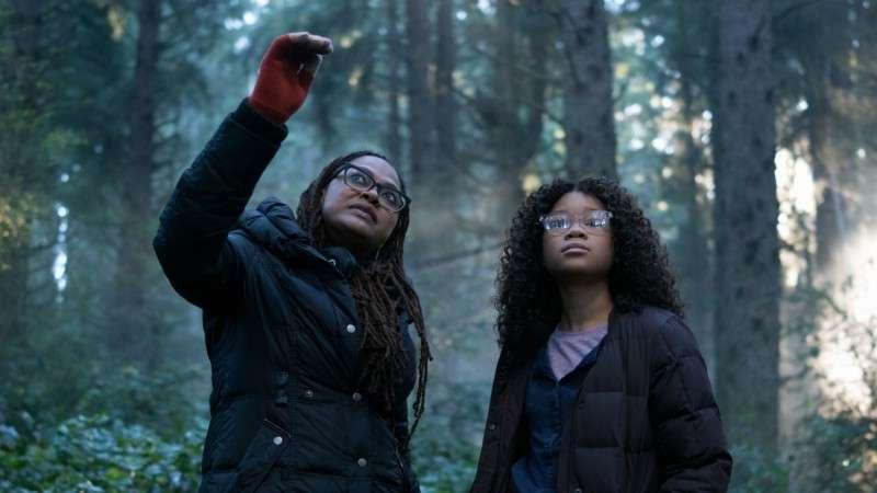 《时间的皱折》幕后特辑 女导演打造科幻大片