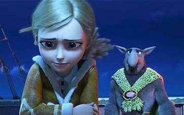 《冰雪女皇2》寓言版预告 致敬安徒生经典童话
