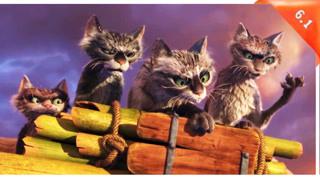 霉霉率领猫族大举进攻荒岛