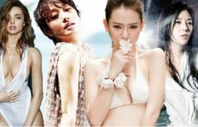 【剧八卦】资讯-扒月来袭!泳装上阵检验女星身材