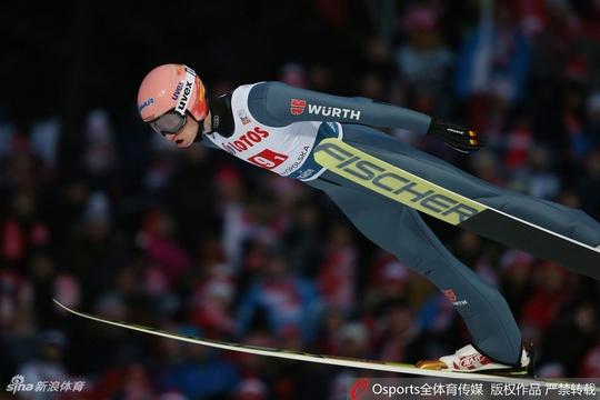 跳台滑雪男子世界杯德国队夺冠