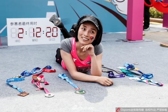 2019年南京浦口國際女子半程馬拉松賽開跑