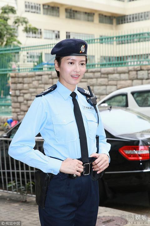 梁詠琪新片當女警 對藍潔瑛離世感震撼