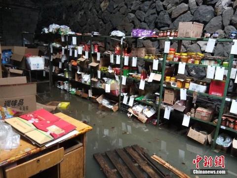 杭州多地遭暴雨袭击 现山体滑坡等自然灾害