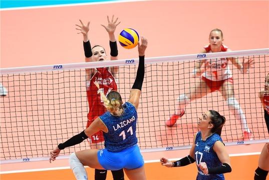世界女排联赛土耳其vs阿根廷