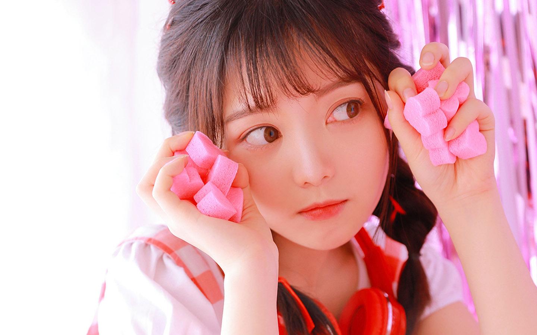 清纯美女可爱甜美写真图片桌面壁纸 桌面壁纸 图片 写真 甜美 可爱 清纯美女 美女图片  图5