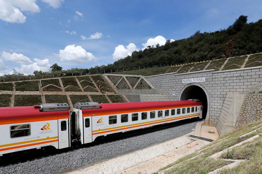 搜狗图片-share555中企承建的肯尼亚内马铁路一期通车(4)