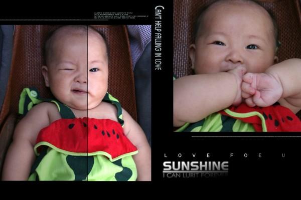 表情 可愛的西瓜太郎 壯壯和萍萍成長家園 表情