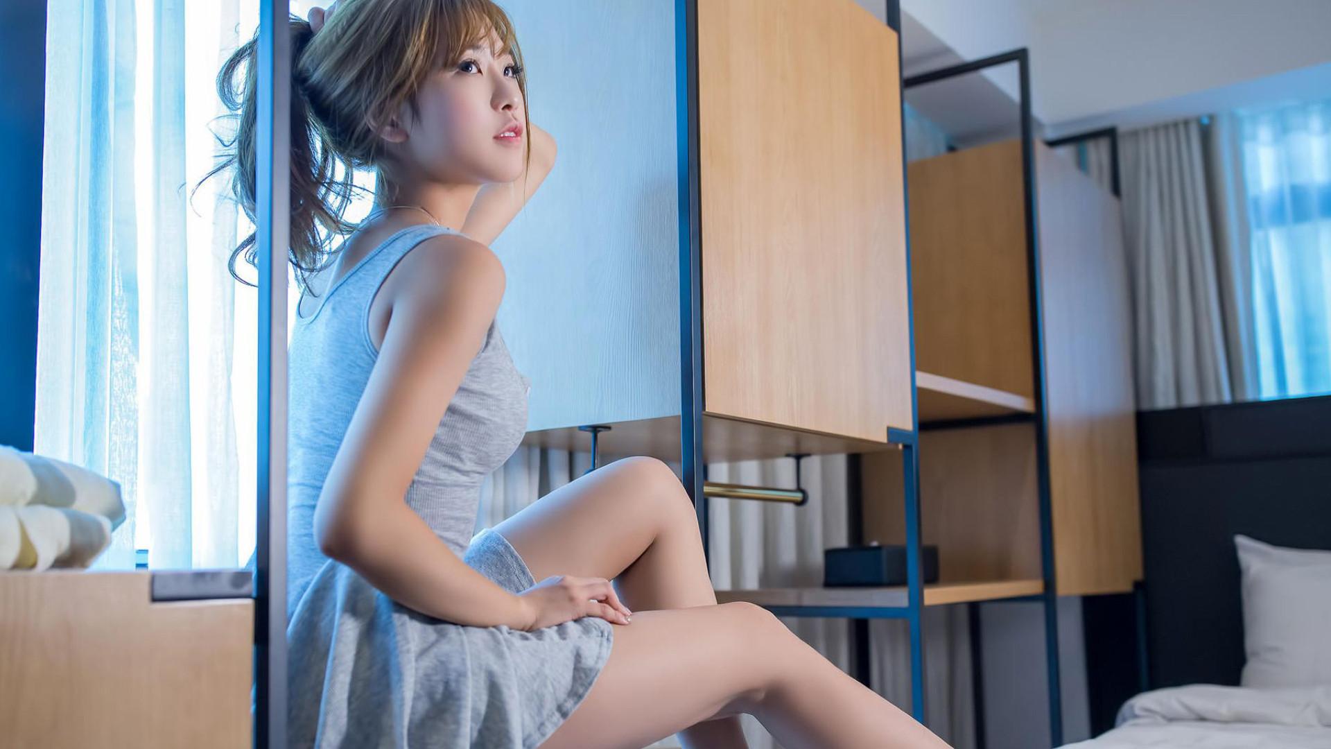 居家美女前凸后翘诱惑写真高清桌面壁纸 桌面壁纸 高清壁纸 写真 诱惑 前凸后翘 居家美女 美女图片  图3