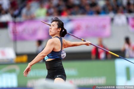 上海钻石联赛女子标枪:吕会会出战