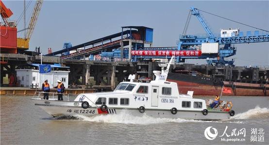 春运10天 长江海事优先安排130余艘次民生物资船舶过闸