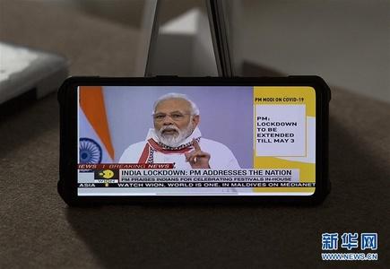 印度延长全国封锁措施