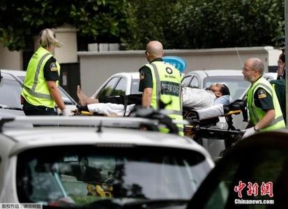 新西兰清真寺发生枪击事件 造成多人伤亡