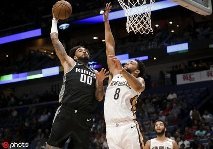[NBA常规赛]国王121-118鹈鹕
