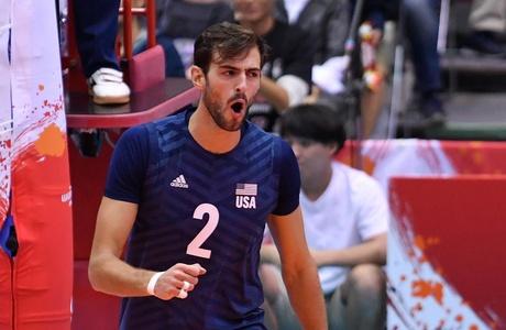 男排世界杯美国3-0俄罗斯