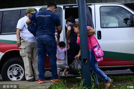 美墨达成移民协议 逾万人被送回墨西哥