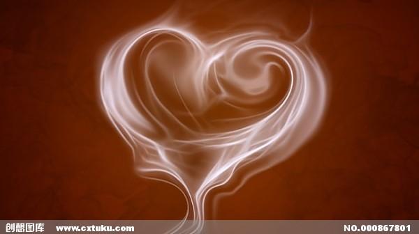 咖啡色心形 背景 素材 背景 图片 设计图 免费素材下载