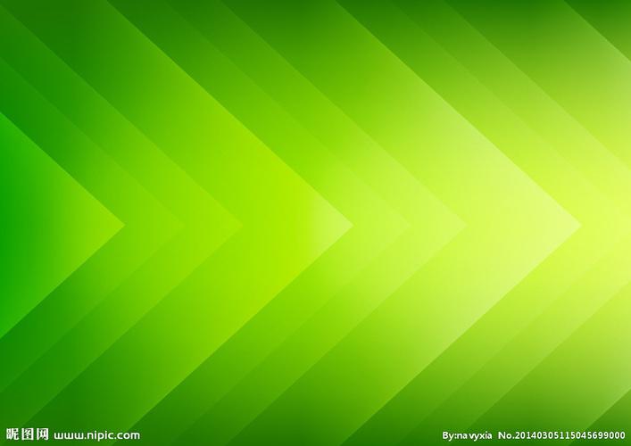绿色背景矢量图图片