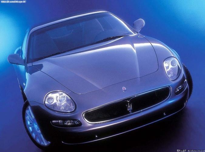 玛莎拉蒂coupe 2004款 4.2l 跑车版