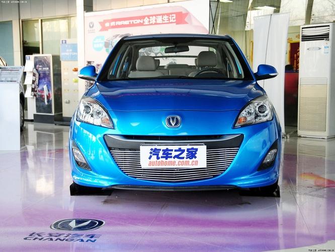 长安汽车悦翔v5 2012款 1.5l 手动运动型 国iv